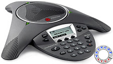 Polycom Soundstation IP 6000 SIP HD Conference Phone Telephone  Inc VAT Warranty