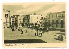 TERLIZZI  ( Bari )  -  Piazza Cavour