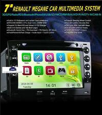 RADIO DVD EXCLUSIVA RENAULT MEGANE - DUAL CORE, HD,BLUETOOTH,GPS,USB,