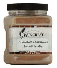 Chocolate Milkshake Smoothie Mix - 20 Oz Container - Free Expedited Shipping!