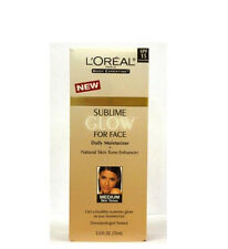 L'Oreal Sublime Glow for face Daily Moisturizer  SPF 15/ Medium  (Pack of 3)