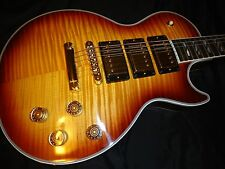 2014 Gibson Les Paul Supreme, gorgeous AAAA Honeyburst Maple top &BACK,hard case