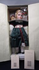 """J.C. Penny Exclusive 18"""" Porcelain Doll"""