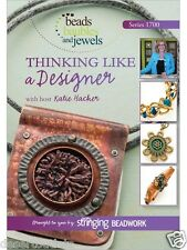 NEW! Thinking Like a Designer Series 1700 with Katie Hacker [DVD]