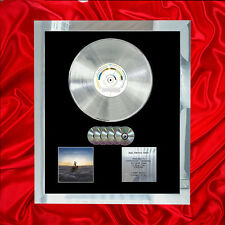 PATRICK BRUEL ALORS REGARDE  MULTI (GOLD) CD PLATINUM DISC FREE SHIPPING TO U.K.
