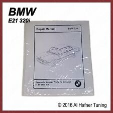 BMW 320i E21 Factory Repair Manual 01 51 9 599 067