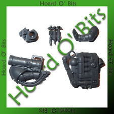 WARHAMMER 40K BITS SPACE MARINE TACTICAL SQUAD - MISSLE LAUNCHER