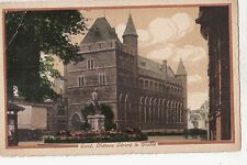 BF19366 gand chateau gerard le diable  belgium  front/back image