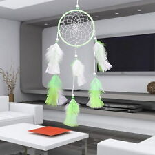 Charm Handmade Dream Catcher With Feathers Hanging Car Home Decora Craft Gift