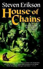 House of Chains (The Malazan Book of the Fallen, Book 4) by Steven Erikson