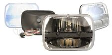 "Two Truck-Lite 27450C 5"" x 7"" Rectangular LED Headlamp Hi / Low Beam Headlight"