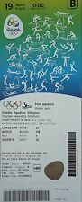 TICKET A 19.8.2016 Olympia Wasserball Women's China - Brasilien # 10:00