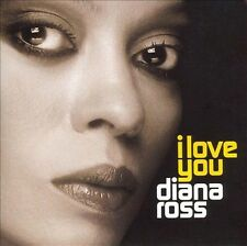 I Love You [AR] by Diana Ross (CD, Oct-2006, EMI Music Distribution)