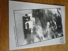 LOTUS CATERHAM  SUPER SEVEN CAR SALES BROCHURE 1982