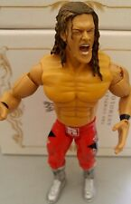Rated r superstar Edge wwe wwf red trousers Jakks pacific de catch personnage 2003