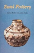 Zuni Pottery by Marian E. Rodee & James Ostler Tampa Museum Store