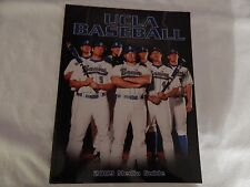 2009 UCLA Baseball Media Guide! EXCELLENT! NEVER OPENED! ONLY COPY ON eBAY!!