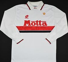 1993-1994 AC MILAN LOTTO AWAY FOOTBALL SHIRT (SIZE M)