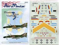 AEROMASTER 48-473 - DECALS 1/48 - PHANTOMS OVER VIETNAM Pt. 3