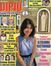 Dipiù 2016 43#Alessandra Mastronardi,Tullio Solenghi,Ashley Jones,Bob Dylan,jjj