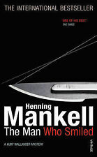 The Man Who Smiled: Kurt Wallander by Henning Mankell (Paperback, 2006)