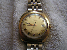 Vintage Timex Electronic Watch Modern Dial