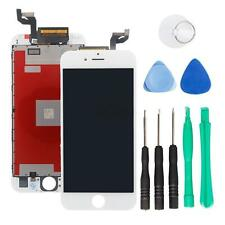 "For IPhone 6S 4.7"" WHITE LCD 3D Digitizer Screen Assembly Replacement Frame USA"