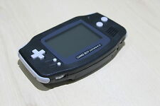 New Refurbished Game Boy Advance   Console  Black New Body & Screen