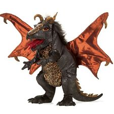 Black Dragon Puppet Moveable Wings, Legs, Mouth  - Boys & Girls 3 & Up MPN 3069