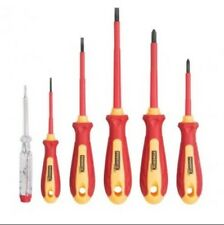 Powerfix Profi, VDE Screwdriver Set 6 Pieces