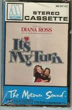 "Diana Ross - Music From The Soundtrack ""It's My Turn"" - CASSETTE  TAPE - NEW"
