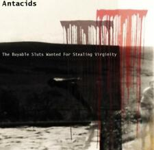 Buyable Sluts Wanted for Stealing Virginity,the - Antacids (OVP)