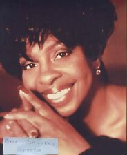 GLADYS KNIGHT Midnight Train to Georgia Neither One Of Us My Time 8 X 10 PHOTO 1