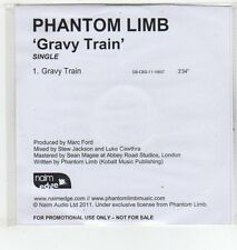 (ET405) Phantom Limb, Gravy Train - 2011 DJ CD