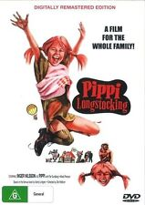 Pippi Longstocking DVD