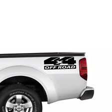 4X4 OFFROAD SET 2X Vinyl Decal Sticker 4 Runner Tundra Tacoma Toyota Landrover..