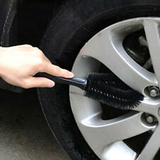 Alloy Wheel Tire Brush Car Valeting Motor Bike Professional Washing Cleaner Tool