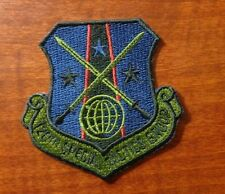 USAF FLIGHT SUIT PATCH, 720TH SPECIAL TACTICS GROUP, SUBDUED