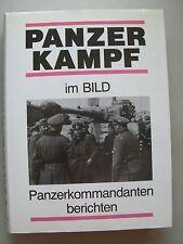 Panzerkampf im Bild Panzerkommandanten berichten 1987
