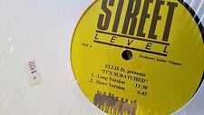 """Ellis-D  It's Scratched / Dub Break JUNIOR VASQUEZ SOUND FACTORY Shrinkwrap 12"""""""