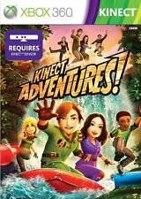 Kinect Adventures XBOX 360 Mint Condition NO RESERVE
