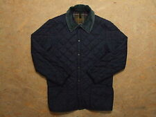 Men's Barbour Classic Eskdale Quilt Jacket Size S Genuine Mint Casual