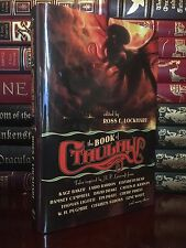 Book of Cthulhu Tales Inspired by H.P. Lovecraft Brand New Hardcover Horror