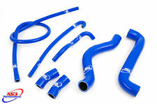 SUZUKI SV 650 S K1 K2 1999-2002 HIGH PERFORMANCE SILICONE RADIATOR HOSES BLUE