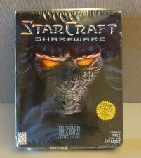 StarCraft Shareware PC Game - Sealed Box 1998