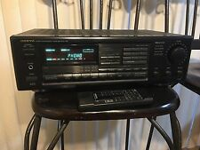 Onkyo TX-905 Stereo Receiver/ Tuner Amplifier With Remote