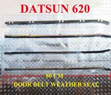 Door belt ( LONG 80cm ) weather seal window glass rubber set Datsun 620 truck