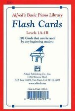 Alfred's Basic Piano Library: Alfred's Basic Piano Course Flash Cards, Level...