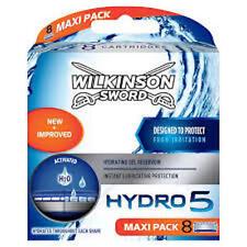 Pack de 8 Lames Hydro 5 Wilkinson Sword