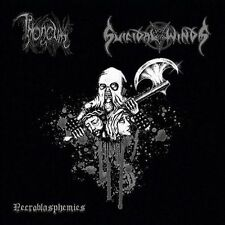 Suicidal Winds / Throneum - Necroblasphemies EP